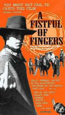 fistful fingers