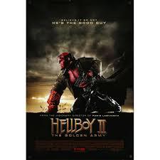 hellboy2 -affiche