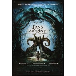labyrinthe pan affiche