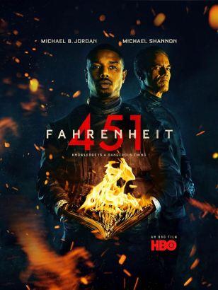 fahrenheit 451 cinemashow affiche
