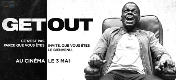 get ouf affiche thecinemashow