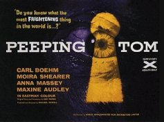 peeping tom affiche cinemashow