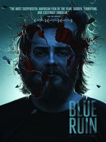 blue ruin affiche cinemashow