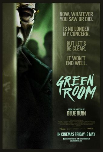 green room affiche cinemashow