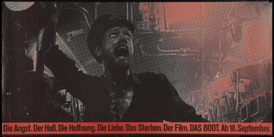 das boot poster cinemashow