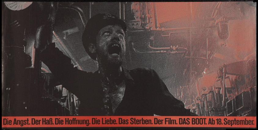 das boot poster cinemashow