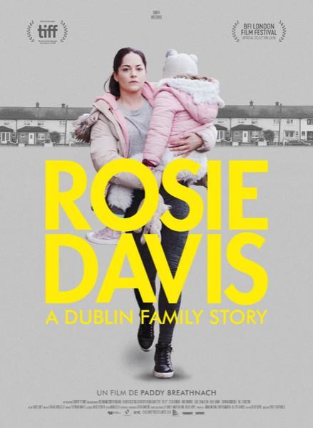 rosie davis affiche cliff and co