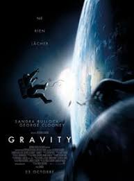 gravity affiche cinemashow