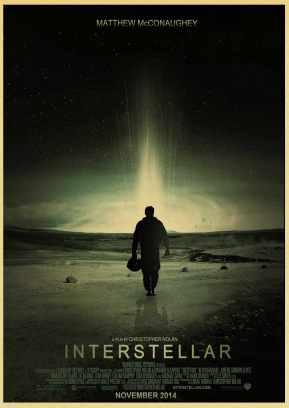 interstellar affiche cinemashow