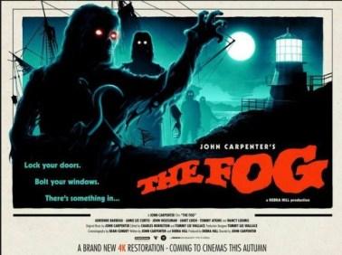 the fog affiche cinemashow