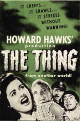 the thing affiche hawks cinemashow