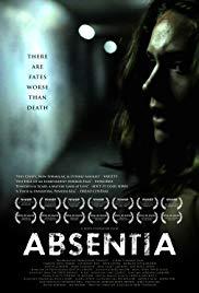 ABSENTIA AFFICHE CINEMASHOW