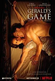 JESSIE GERALD GAME AFFICHE CINEMASHOW